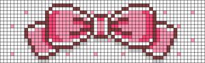 Alpha Friendship Bracelet Pattern #17198