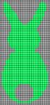 Alpha pattern #17203