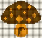 Alpha pattern #17204