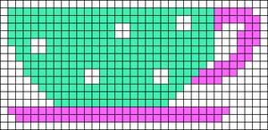 Alpha pattern #17214