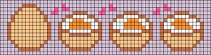 Alpha Friendship Bracelet Pattern #17215