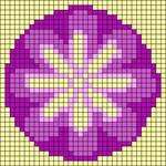Alpha pattern #17217