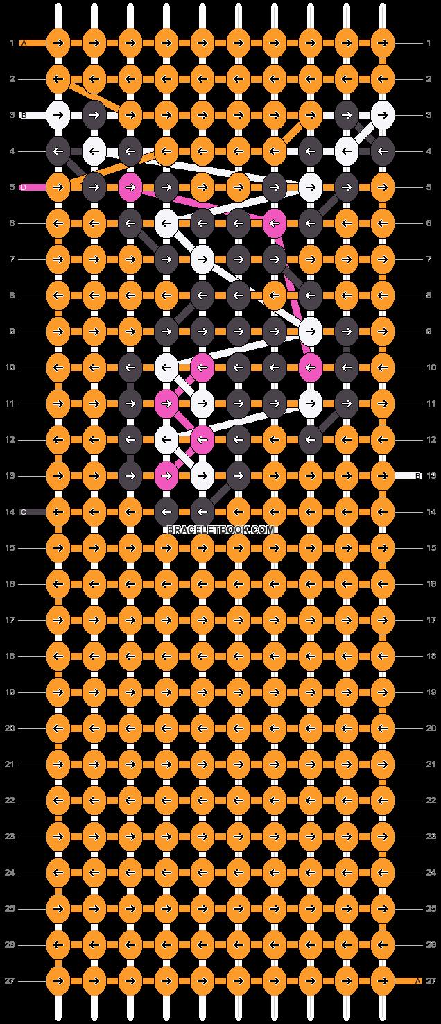 Alpha pattern #17219 pattern