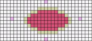 Alpha pattern #17266