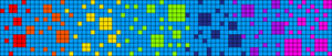 Alpha Friendship Bracelet Pattern #17298