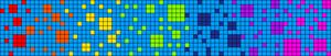 Alpha pattern #17298