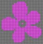 Alpha pattern #17307
