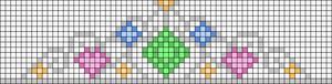 Alpha pattern #17331
