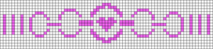Alpha pattern #17338