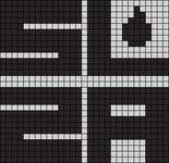 Alpha pattern #17339