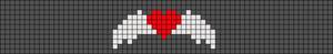 Alpha pattern #17340