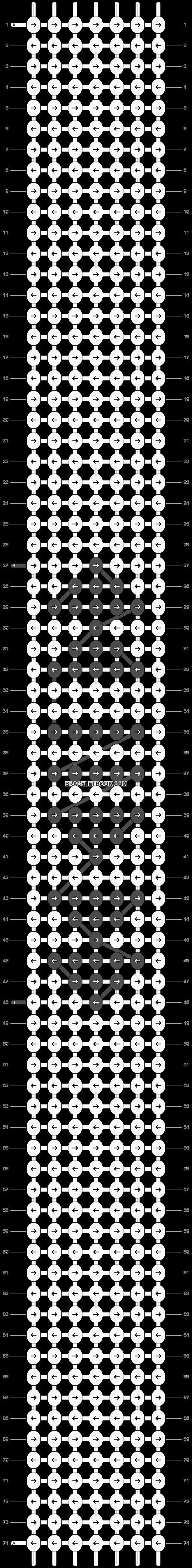 Alpha pattern #17341 pattern