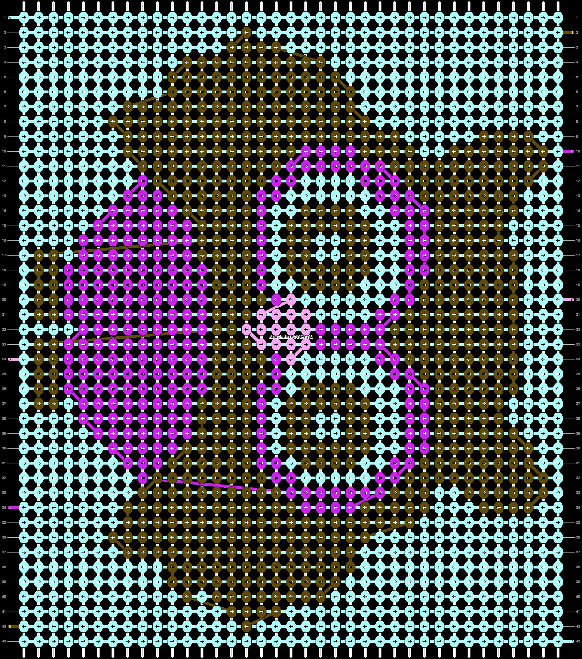 Alpha pattern #17365 pattern