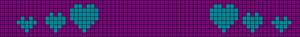 Alpha pattern #17378