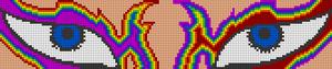 Alpha pattern #17383