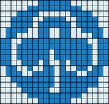 Alpha Friendship Bracelet Pattern #17432