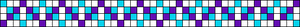 Alpha pattern #17445