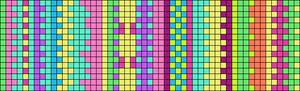 Alpha pattern #17447