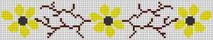 Alpha pattern #17459