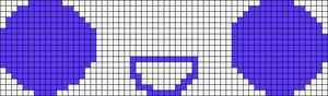 Alpha pattern #17460