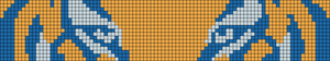Alpha pattern #17461