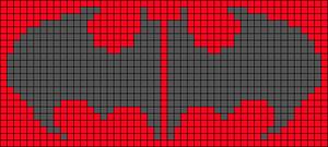 Alpha pattern #17463
