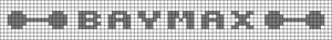 Alpha Friendship Bracelet Pattern #17464
