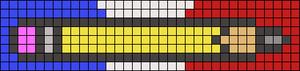 Alpha pattern #17482
