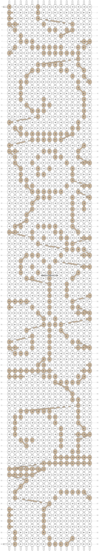 Alpha pattern #17495 pattern