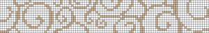 Alpha pattern #17495