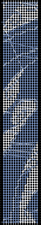 Alpha pattern #17497 pattern