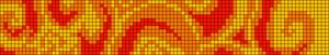 Alpha pattern #17501