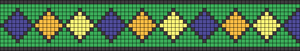 Alpha pattern #17504