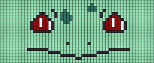Alpha Friendship Bracelet Pattern #17514