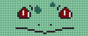 Alpha pattern #17514