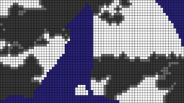 Alpha pattern #17516