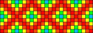 Alpha pattern #17521