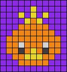 Alpha pattern #17522
