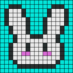 Alpha pattern #17532