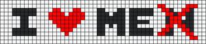 Alpha Friendship Bracelet Pattern #17536