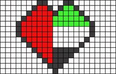 Alpha pattern #17551