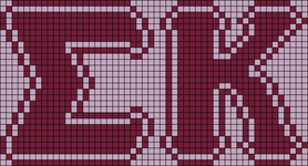 Alpha pattern #17572