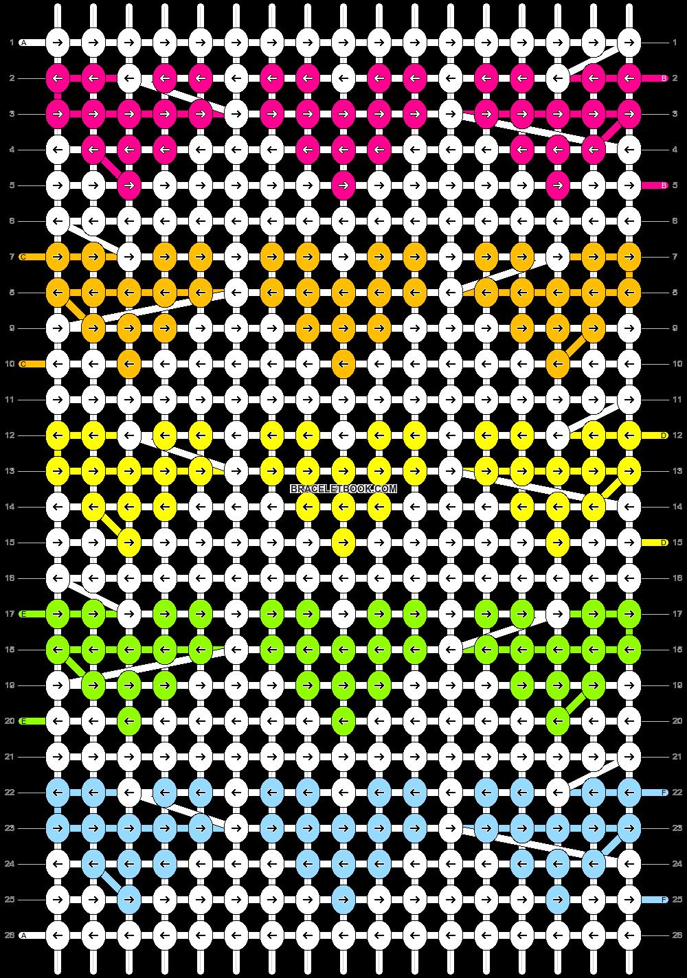 Alpha pattern #17576 pattern
