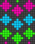 Alpha pattern #17577