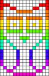 Alpha pattern #17578
