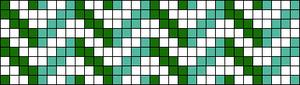 Alpha pattern #17580