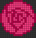 Alpha pattern #17581