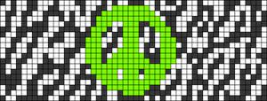 Alpha pattern #17582
