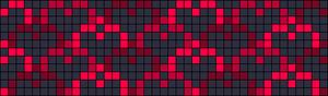 Alpha Friendship Bracelet Pattern #17592