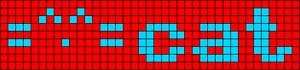Alpha pattern #17605